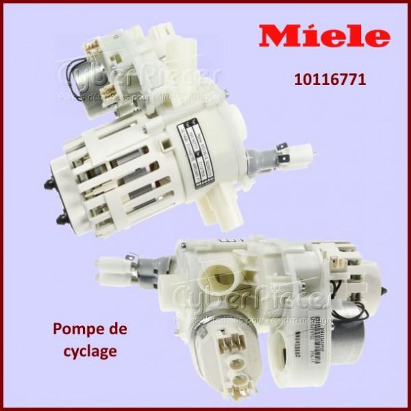 Pompe de cyclage miele 10116771 pour pompe de cyclage turbine lave vaisselle lavage pieces - Nettoyer pompe lave vaisselle ...