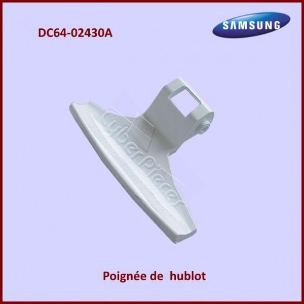 Poignée de hublot Samsung DC64-02430A