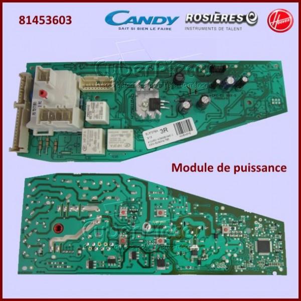 Module de puissance Candy 81453603