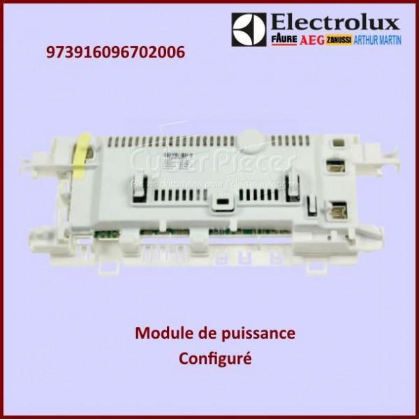 module lectronique configur electrolux 973916096702006. Black Bedroom Furniture Sets. Home Design Ideas