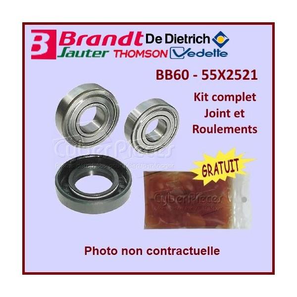 Kit Palier BB60 Groupe Brandt  55X2521
