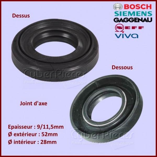 Joint d'axe 28x52x9/11.5 Bosch 00025350