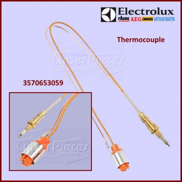 Thermocouple Electrolux 3570653059