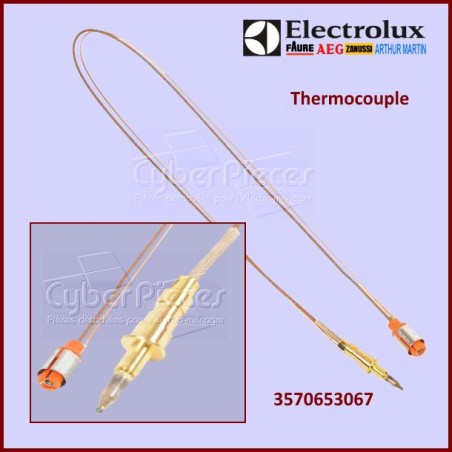 Thermocouple Electrolux 3570653067