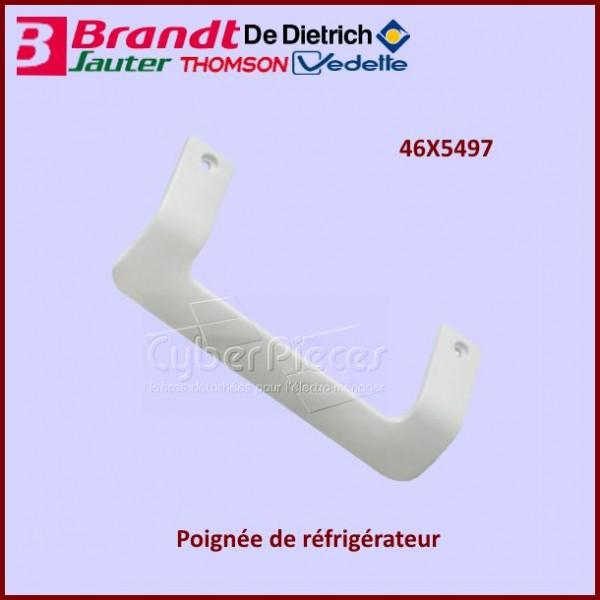 Poignée blanche Brandt 46X5497