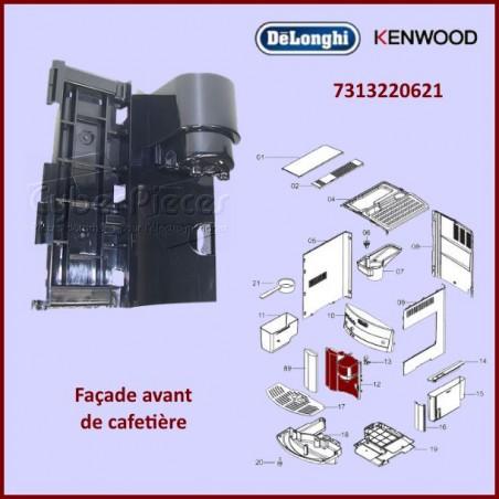Porte complète Delonghi 7313220621