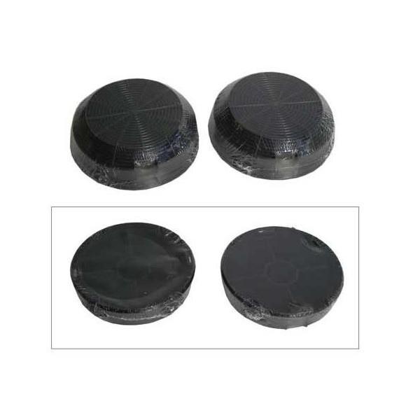 Filtres charbon  Ø150 X 50MM (KIT DE 2)