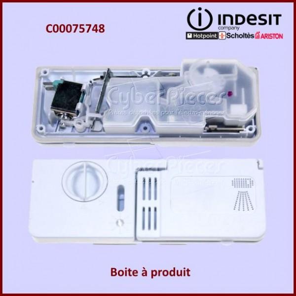 Boite à produit Indesit C00075748