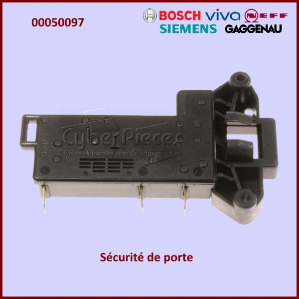Sécurité de porte Bosch 00050097