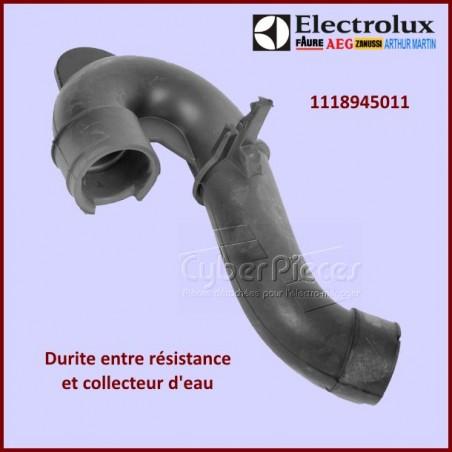 Durite de la cuve au chauffage Electrolux 1118945011