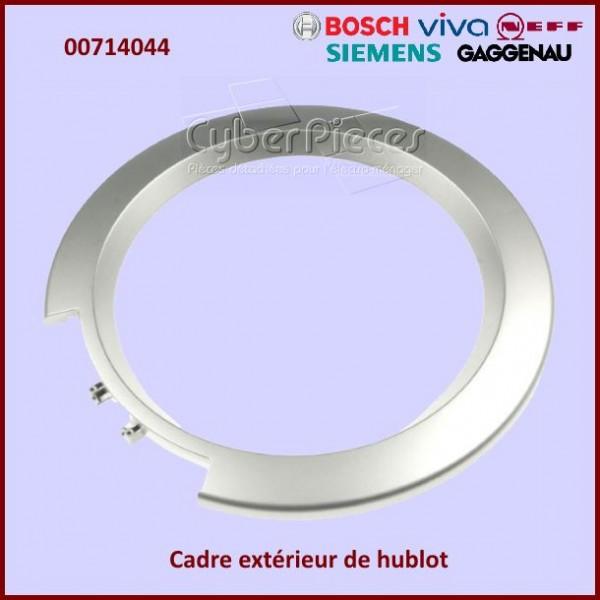 Cadre extérieur de hublot Bosch 00714044