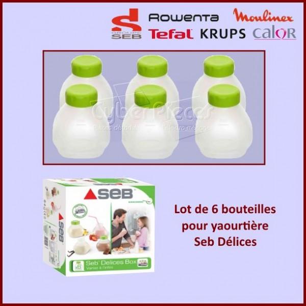 Bouteilles yaourt à boire Seb XF102000