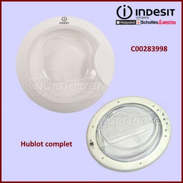 Hublot complet Ecoprime Indesit C00283998