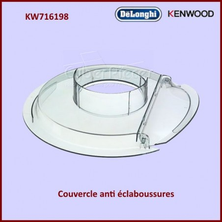 Couvercle anti éclaboussures pour Kenwood Chef et Major KW716198