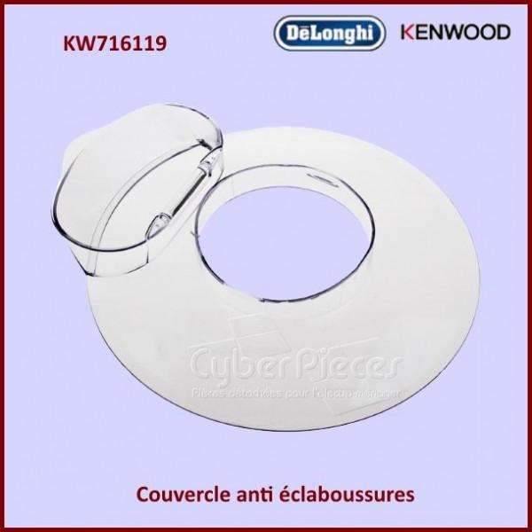 Couvercle Anti-éclaboussures pour Kenwood Chef et Major KW716119