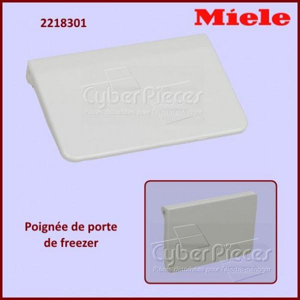 Poignée de porte de freezer MIELE 2218301