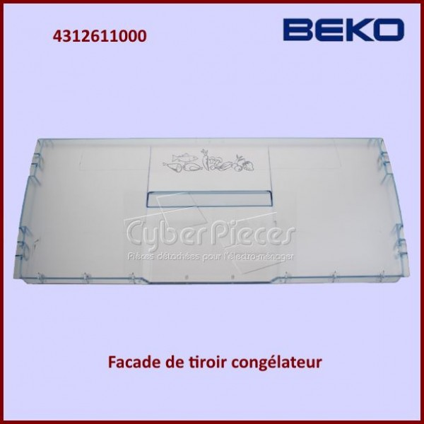 Abattant de tiroir Beko 4312611000