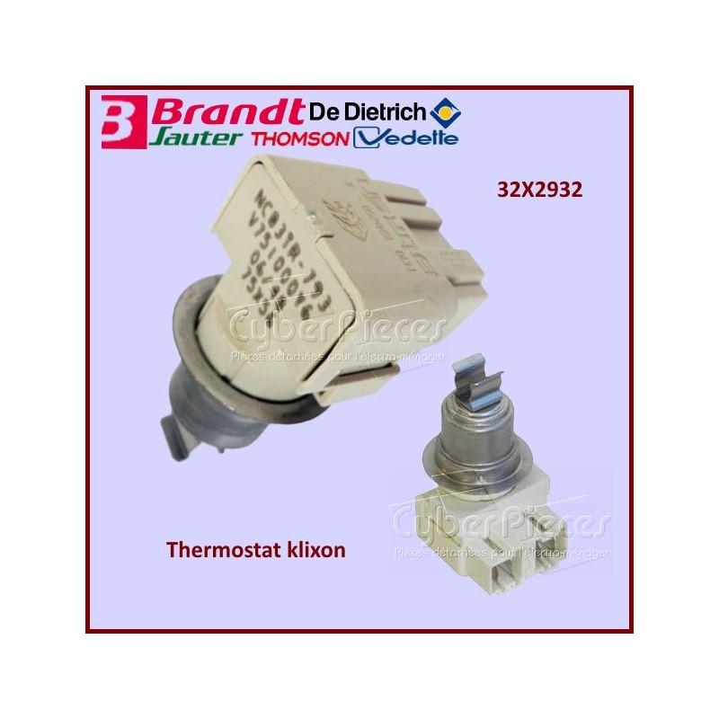 Thermostat Klixon Brandt 32X2932