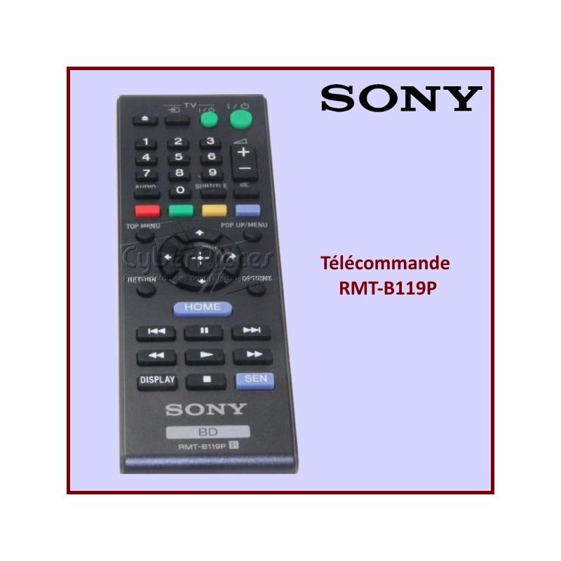Télécommande SONY 149002812  (RMT-B119P)