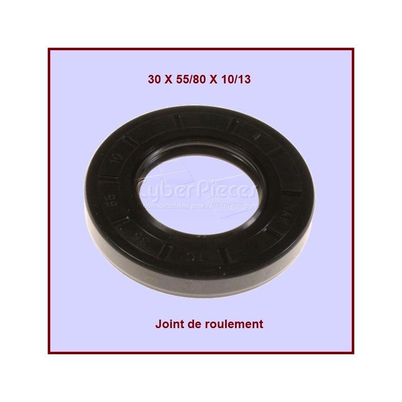 Joint d'étanchéité roulement 30 X 55/80 X 10/13