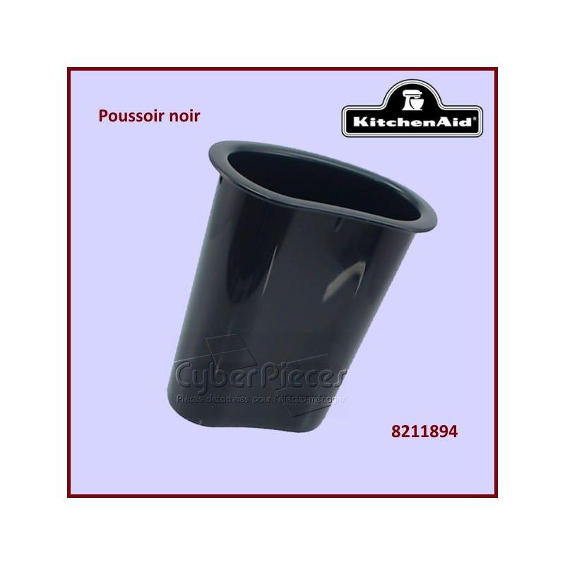 Poussoir noir Kitchenaid 8211894