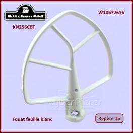 Mélangeur blanc plat KN256CBT Kitchenaid W10672616
