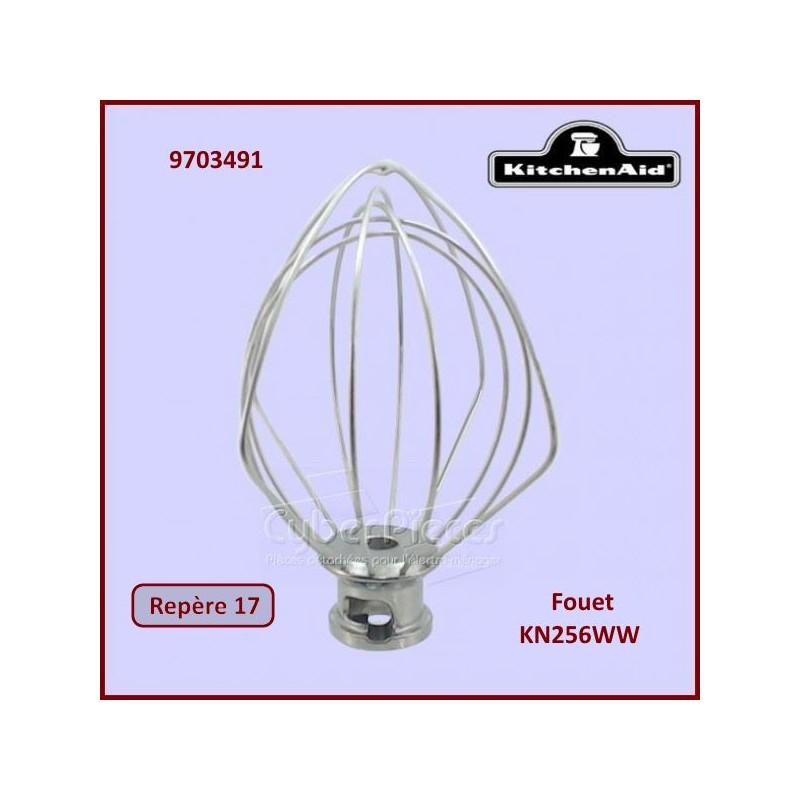 Fouet KN256WW Kitchenaid 9703491