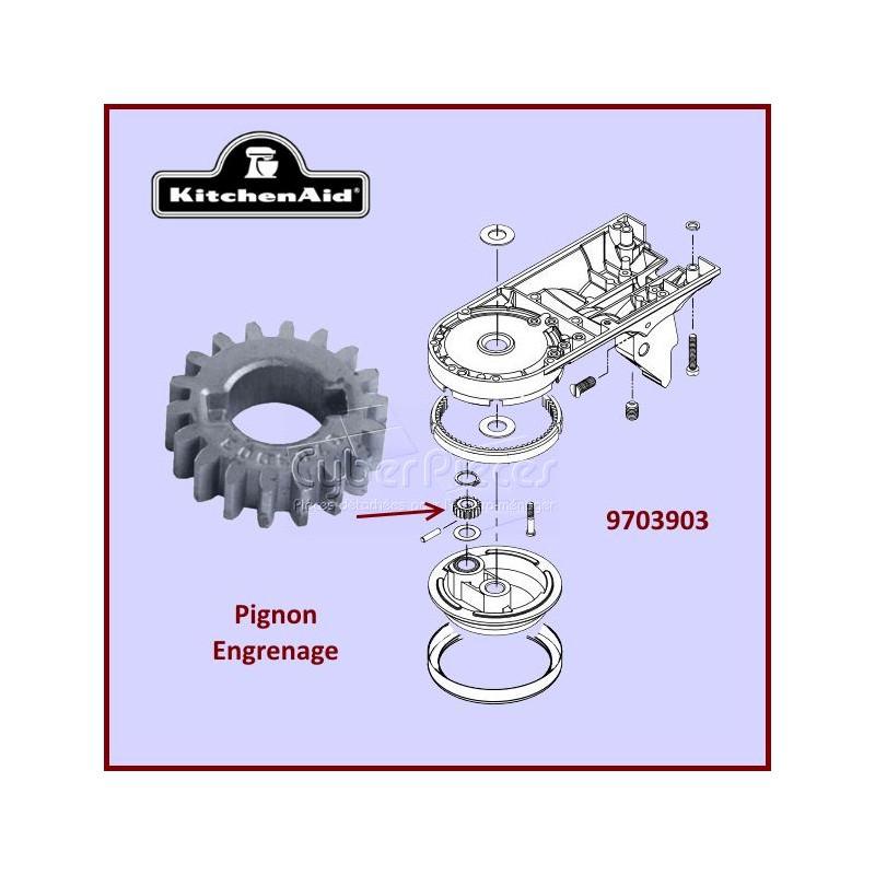 Pignon - Engrenage Kitchenaid 9703903 4161401