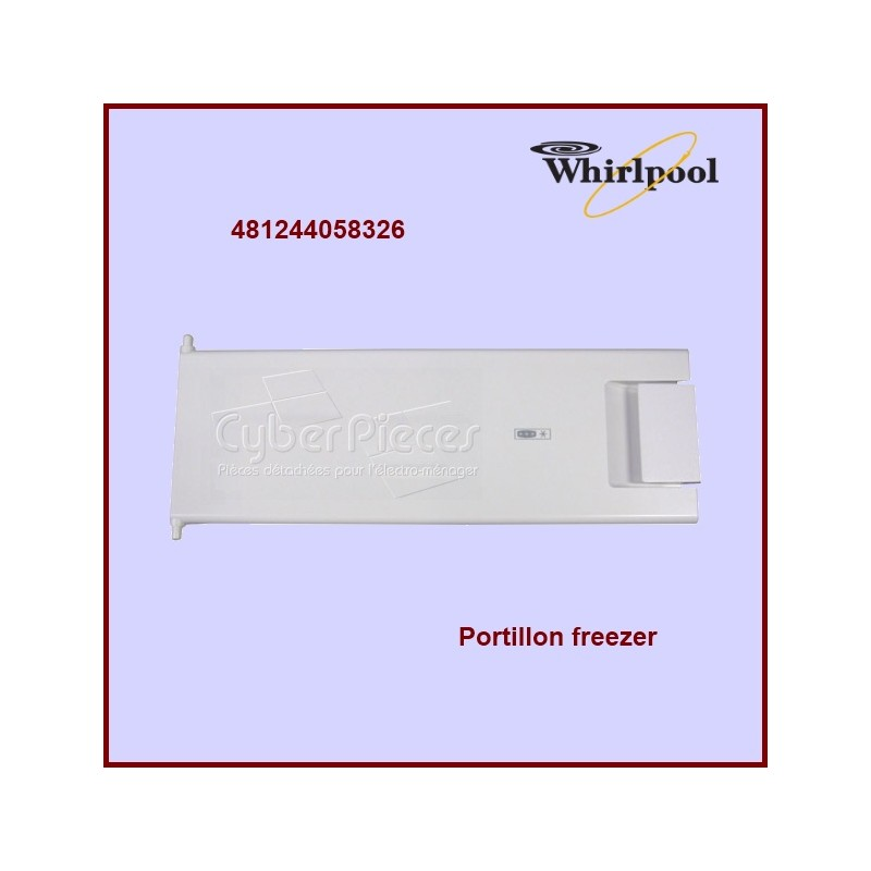 Portillon freezer 481244058326