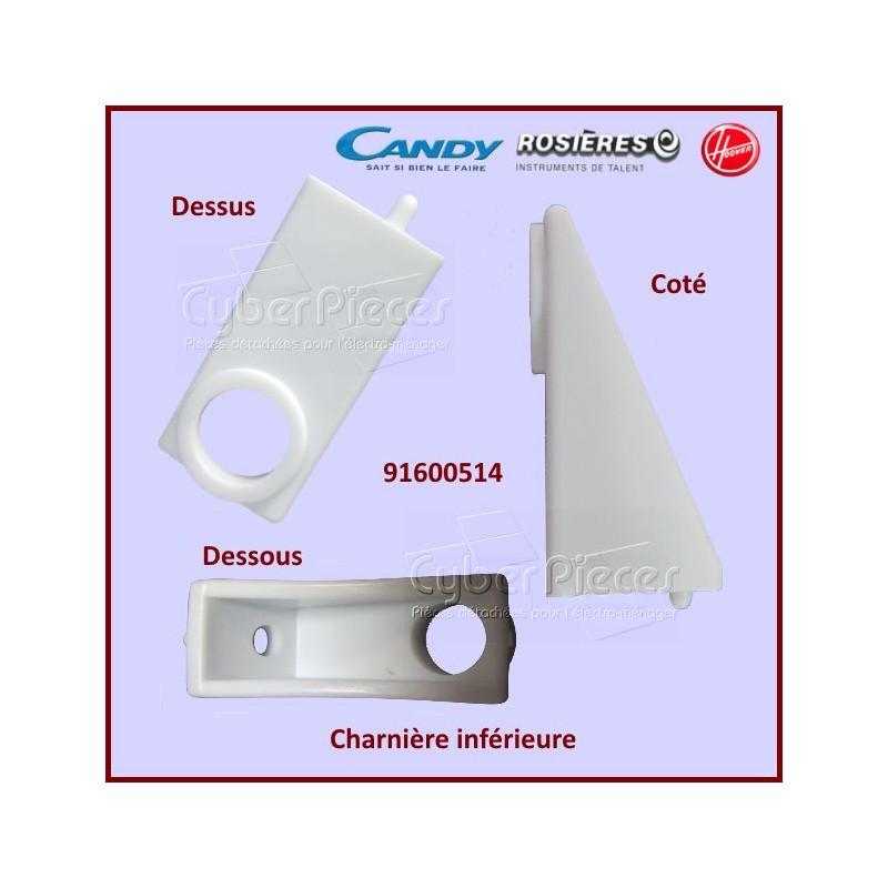 Charnière de Porte Freezer Candy 91600514
