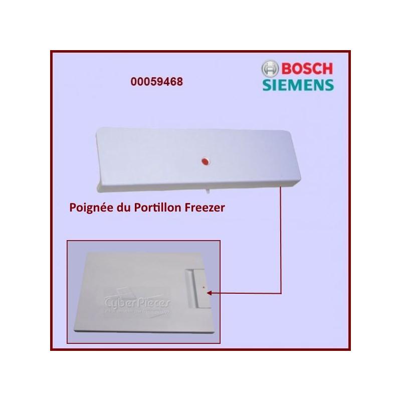 Poignée de porte du freezer 00059468