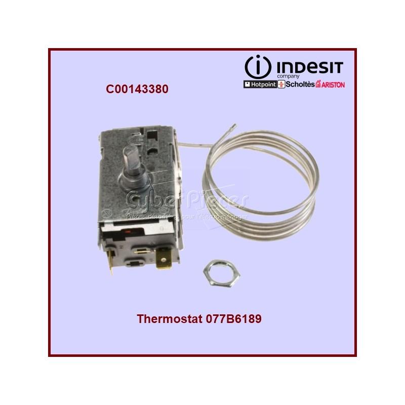 Thermostat Indesit C00143380