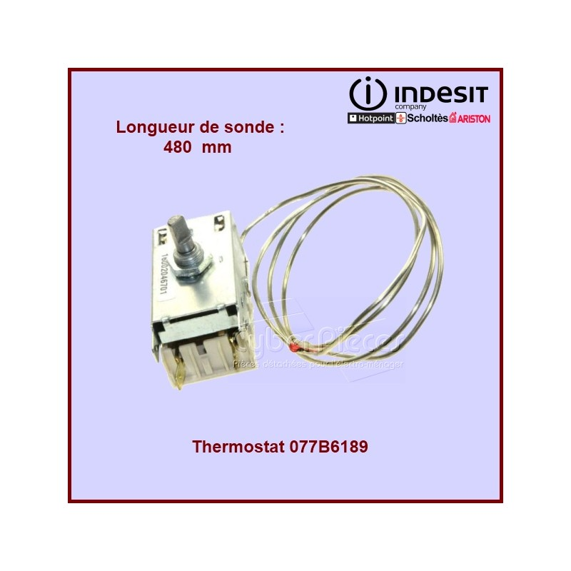 Thermostat 077-B6189 / C00143410