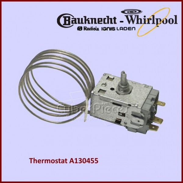 thermostat a130705 whirlpool 481228238231 pour thermostats. Black Bedroom Furniture Sets. Home Design Ideas
