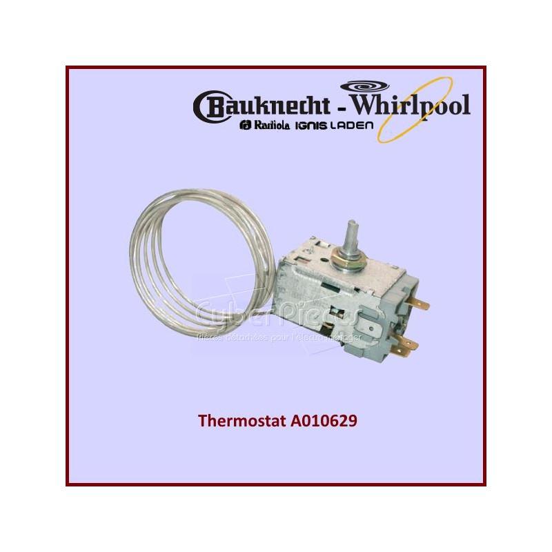 Thermostat A010629 Whirlpool 481228238204 ***Pièce épuisée***