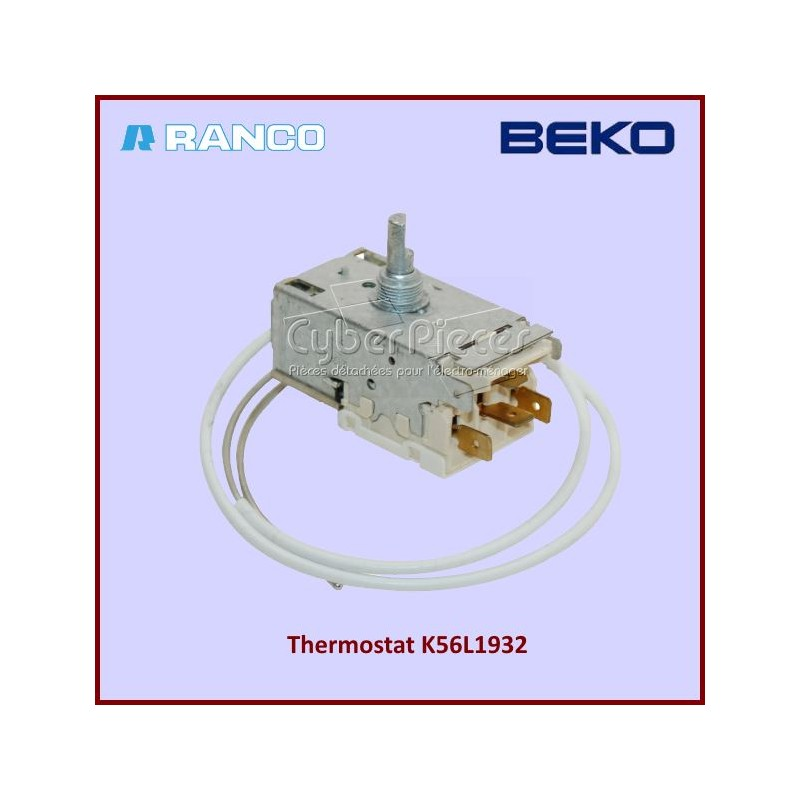 Thermostat K56L1932 Beko 9002770685