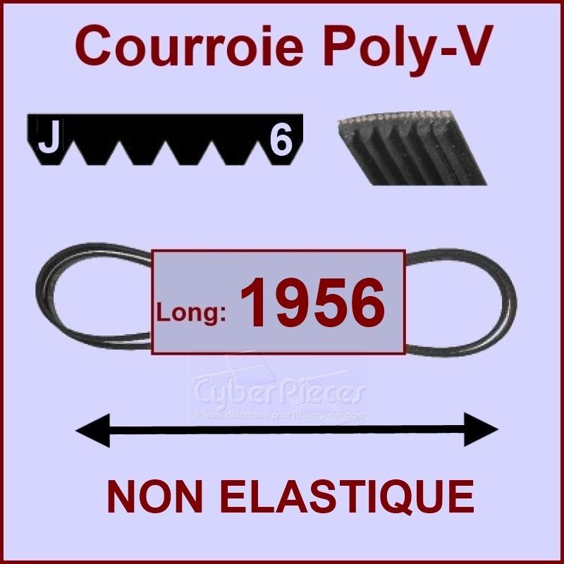 Courroie 1956 J6 non élastique