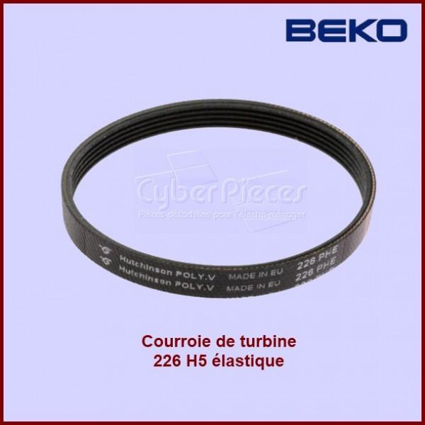 courroie 226 h5 el 233 lastique 491500301 pour courroie seche linge lavage pieces detachees