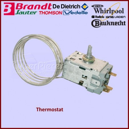 Thermostat K59L1942/500 Whirlpool 484000008687