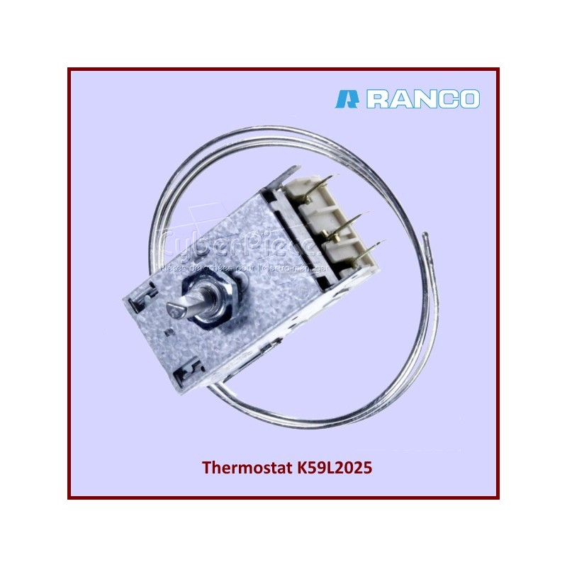 Thermostat Ranco K59L2025