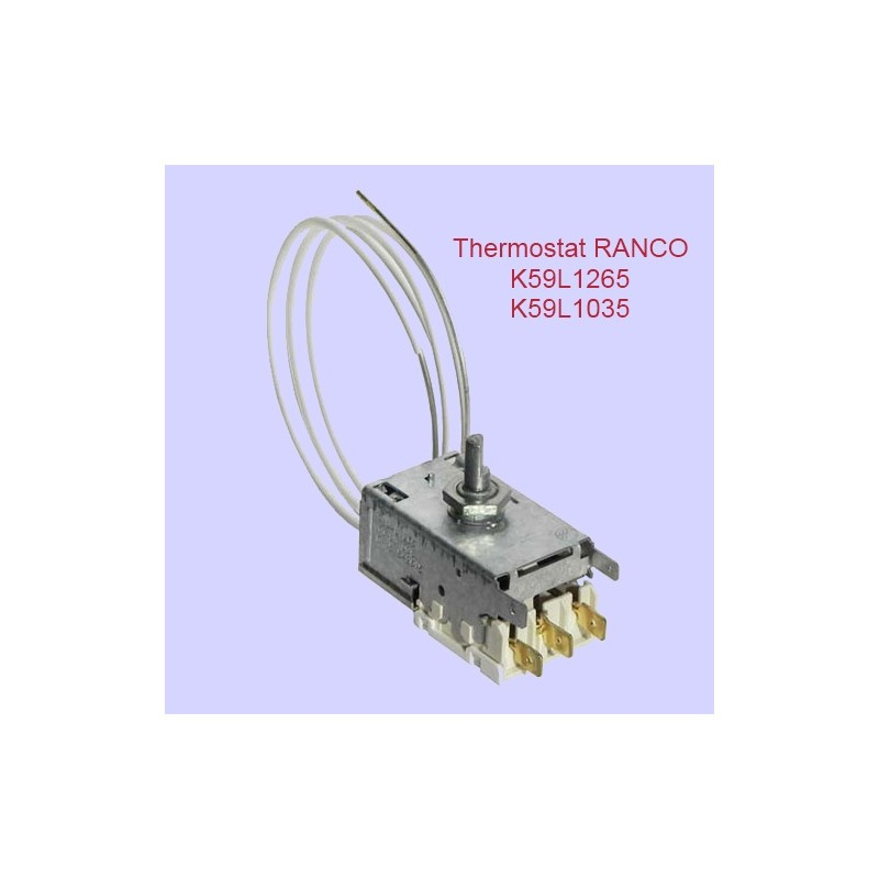Thermostat Electrolux 2262143023
