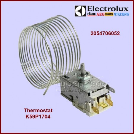 Thermostat Electrolux 2054706052