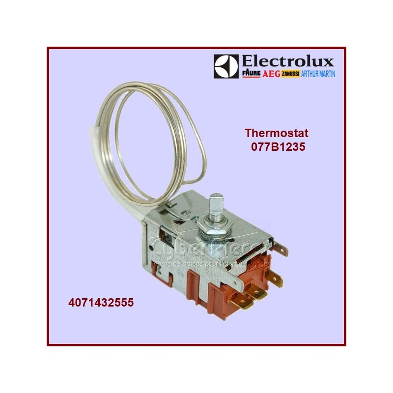 Thermostat Electrolux 4071432555