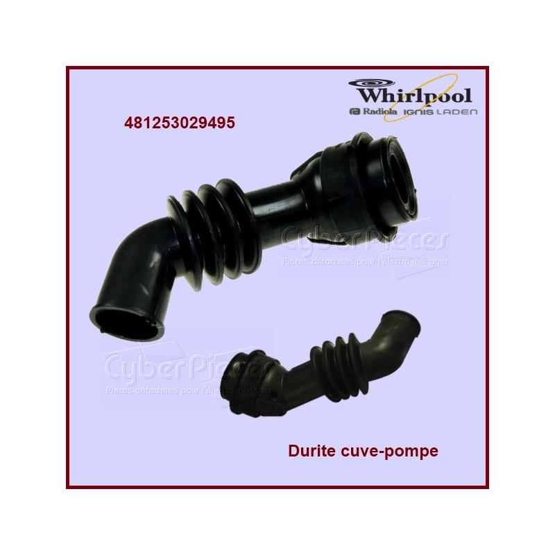 Durite Whirlpool  481253029495