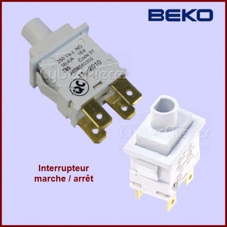 Interrupteur M/A BEKO 2808540400