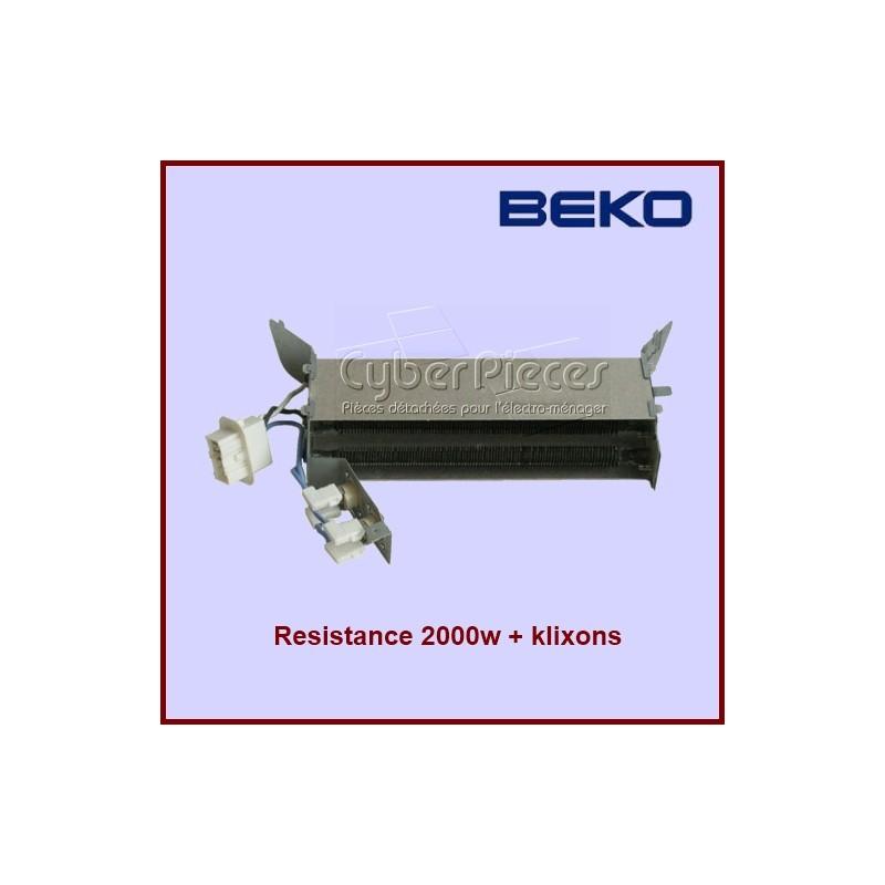 Résistance Beko 2969800300 - 2957500300