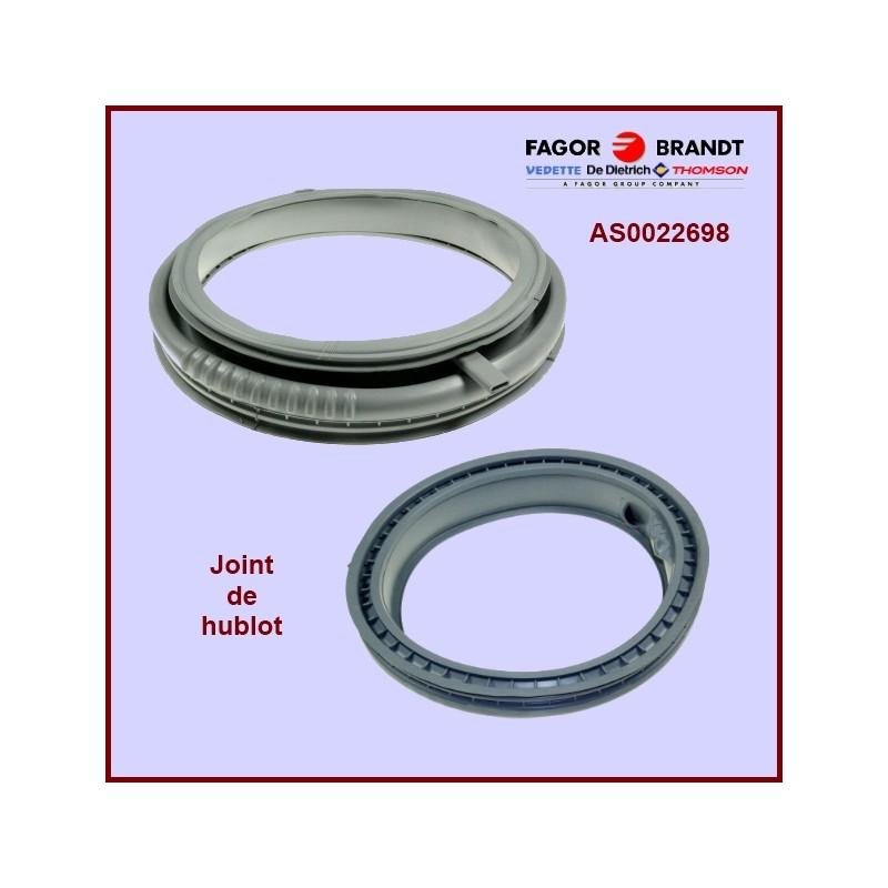 Joint de hublot Brandt AS0022698