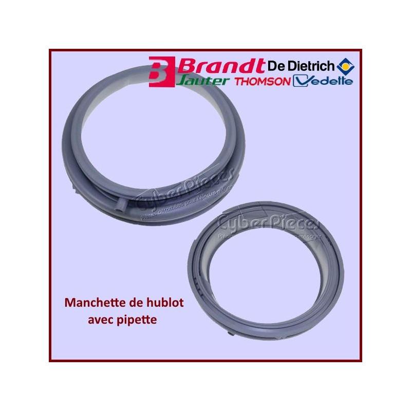 Manchette de hublot Brandt L21B013C0
