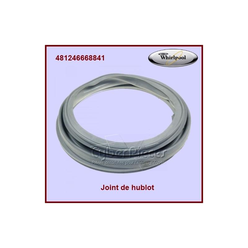 Manchette de hublot Whirlpool 481246668841