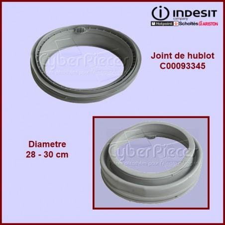 Manchette de hublot Indesit C00093345